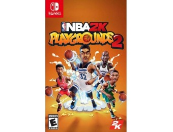 50% off NBA 2K Playgrounds 2 - Nintendo Switch