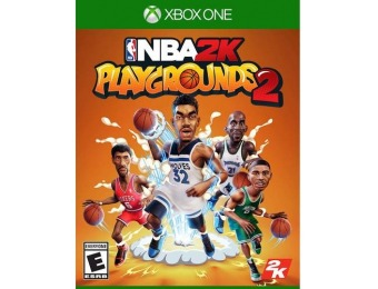 50% off NBA 2K Playgrounds 2 - Xbox One