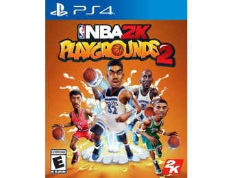 50% off NBA 2K Playgrounds 2 - PlayStation 4