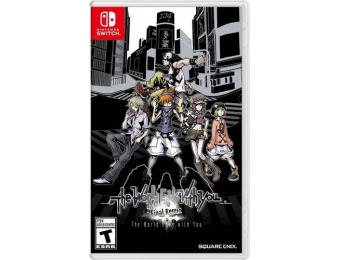 57% off The World Ends with You: Final Remix - Nintendo Switch