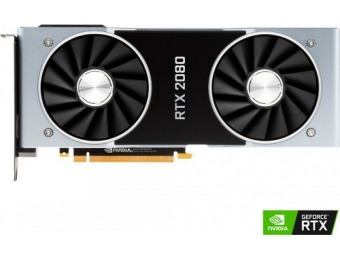 $150 off NVIDIA GeForce RTX 2080 Founders Edition 8GB GDDR6