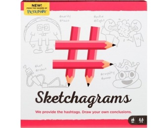66% off Sketchagrams Game