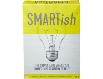 67% off Smartish Trivia Strategy Board Game