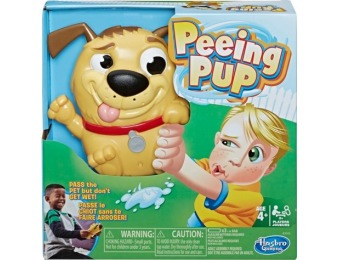 68% off Peeing Pup Game