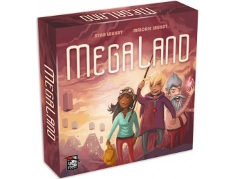 54% off Megaland Board Game