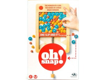 50% off Oh Snap! Board Game