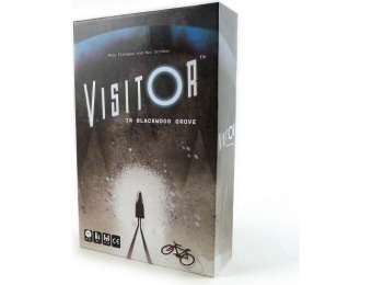 51% off Visitor in Blackwood Grove Board Game