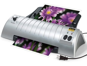 73% off Scotch TL901 Thermal Laminator 2 Roller System