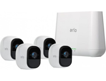 $300 off Arlo Pro 4-Camera In/Outdoor Wireless Security System