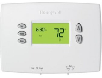 80% off Honeywell 7-Day Programmable Digital Thermostat