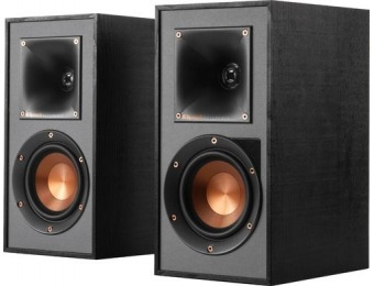 "$150 off Klipsch Reference 4"" 35W 2-Way Powered Monitors (Pair)"