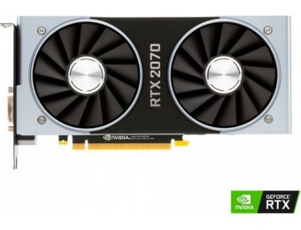 $120 off NVIDIA GeForce RTX 2070 Founders Edition 8GB GDDR6