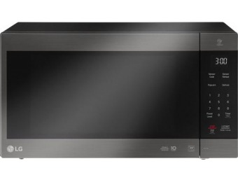 32% off LG 2.0 Cu. Ft. Family-Size Microwave