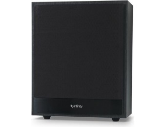 "$330 off Infinity Reference SUB R12 12"" 300W Powered Subwoofer"