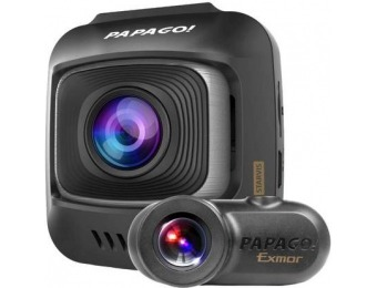 $80 off PAPAGO GoSafe S780 Front and Rear Camera Dash Cam