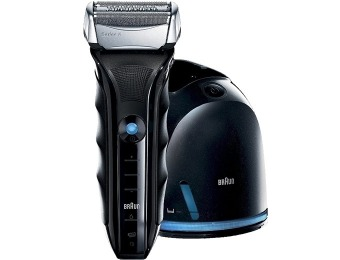 $25 Gift Card & $50 off Braun Series 5-550cc Shaver System