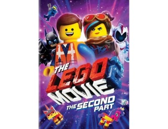 35% off The LEGO Movie 2: The Second Part (DVD)