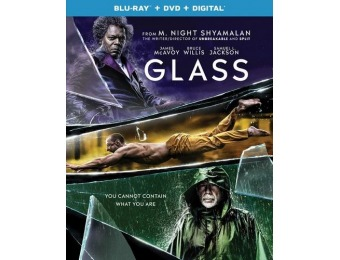 46% off Glass (Blu-ray/DVD)