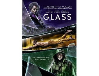 43% off Glass (DVD)
