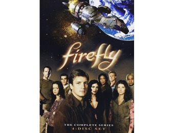 88% off Firefly: The Complete Series (DVD)