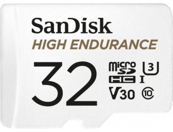 67% off SanDisk 32GB microSDHC UHS-I Memory Card
