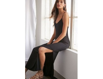 60% off Lace-Up Maxi Dress