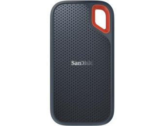 51% off SanDisk Extreme 1TB Portable USB 3.1 (Gen 2) SSD