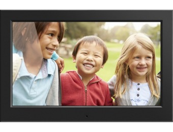 "38% off Aluratek 10.1"" LCD Digital Photo Frame"
