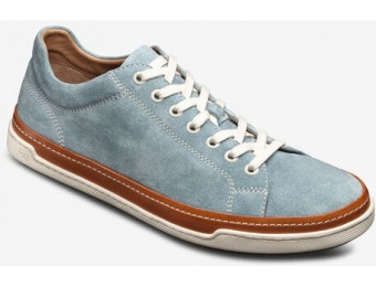 $120 off Allen Edmonds Porter Suede Derby Sneaker