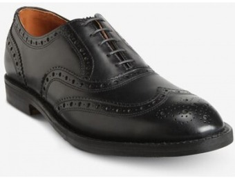$298 off Allen Edmonds Whitney Wingtip Dress Shoe