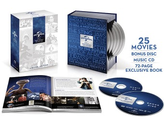 86% off Universal 100th Anniversary Collection (Blu-ray)