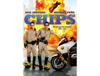 80% off CHIPS (DVD)