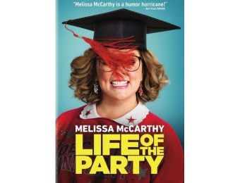 78% off Life of the Party (DVD)