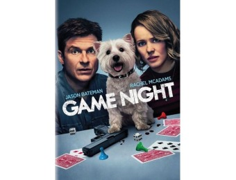 75% off Game Night (DVD)