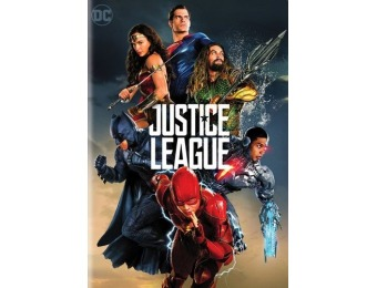 64% off Justice League: Special Edition (DVD)