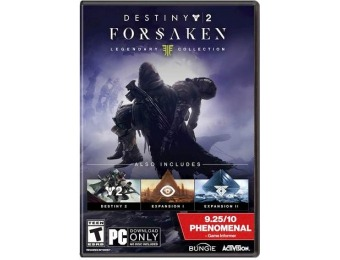 58% off Destiny 2: Forsaken - Legendary Collection - Windows
