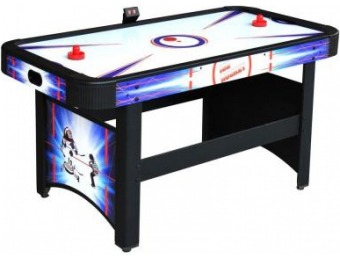 60% off Hathaway Patriot 5 ft. Air Hockey Table