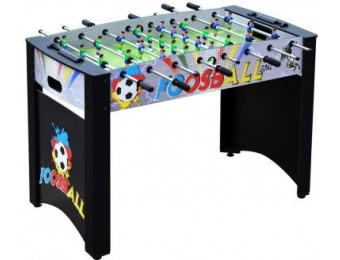 "59% off Hathaway Shootout 48"" Foosball Table"