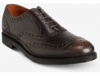 $198 off Allen Edmonds Whitney Wingtip Shoe, Factory 2nd