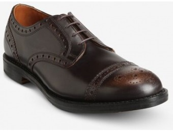 $198 off Allen Edmonds Whitney Cap-Toe Shoe, Factory 2nd