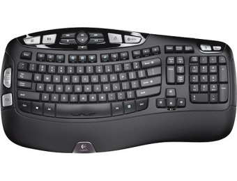 45% off Logitech K350 Wireless Keyboard