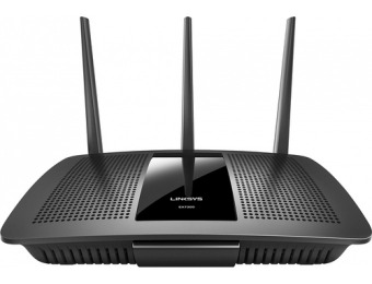$50 off Linksys AC1750 Dual-Band WiFi 5 Router