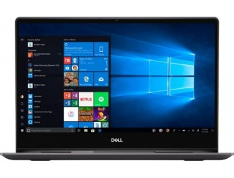 "$200 off Dell Inspiron 13.3"" 4K Ultra HD Touch-Screen Laptop"