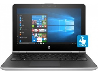 "$80 off HP Pavilion x360 2-in-1 11.6"" Touch-Screen Laptop"