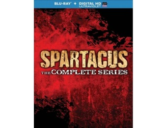 $103 off Spartacus: The Complete Collection (Blu-ray)