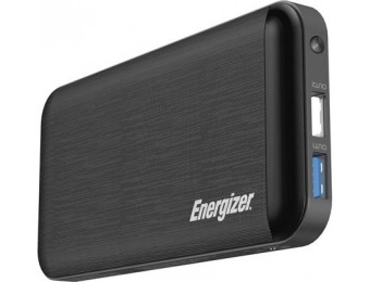 23% off Energizer UE10030MP 10000mAh Fast Charge Power Bank