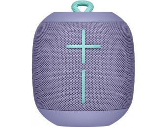 $50 off Ultimate Ears WONDERBOOM Bluetooth Speaker - Lilac
