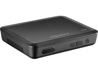 50% off Insignia Digital to Analog Converter Box with HDMI-output
