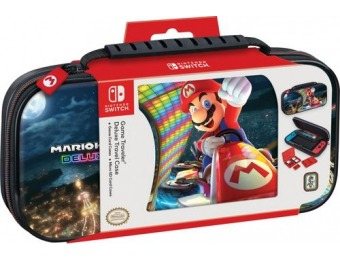 60% off Nintendo Switch Game Traveler Deluxe Travel Case
