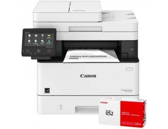 $86 off Canon imageCLASS All-In-One Printer & Toner Package